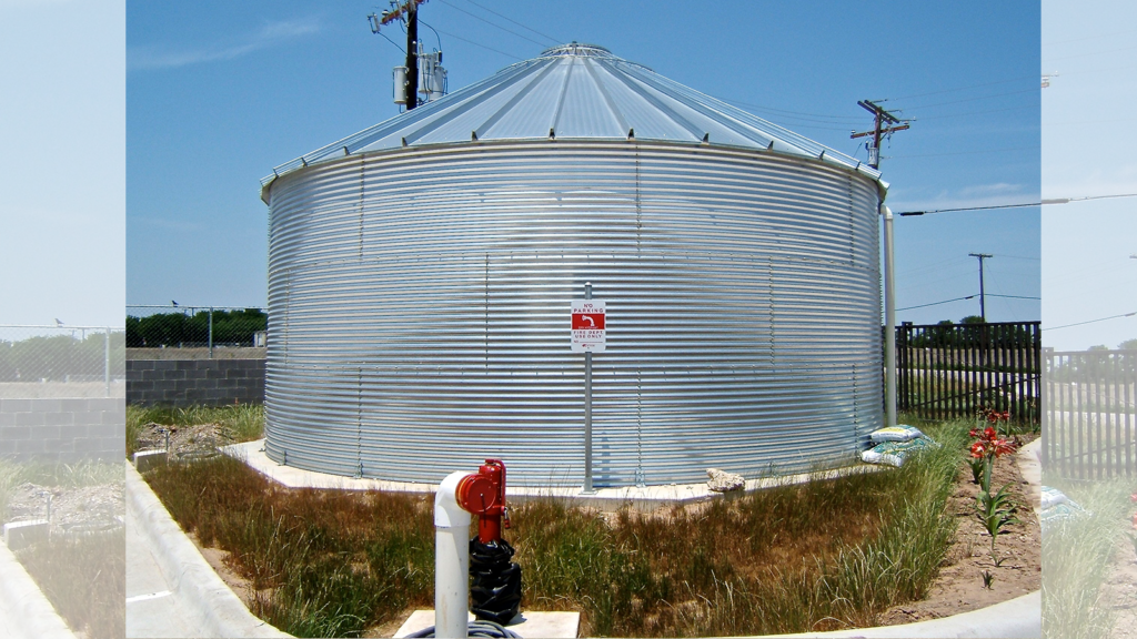 Fire Protection Tanks – Water Storage Tanks, Inc