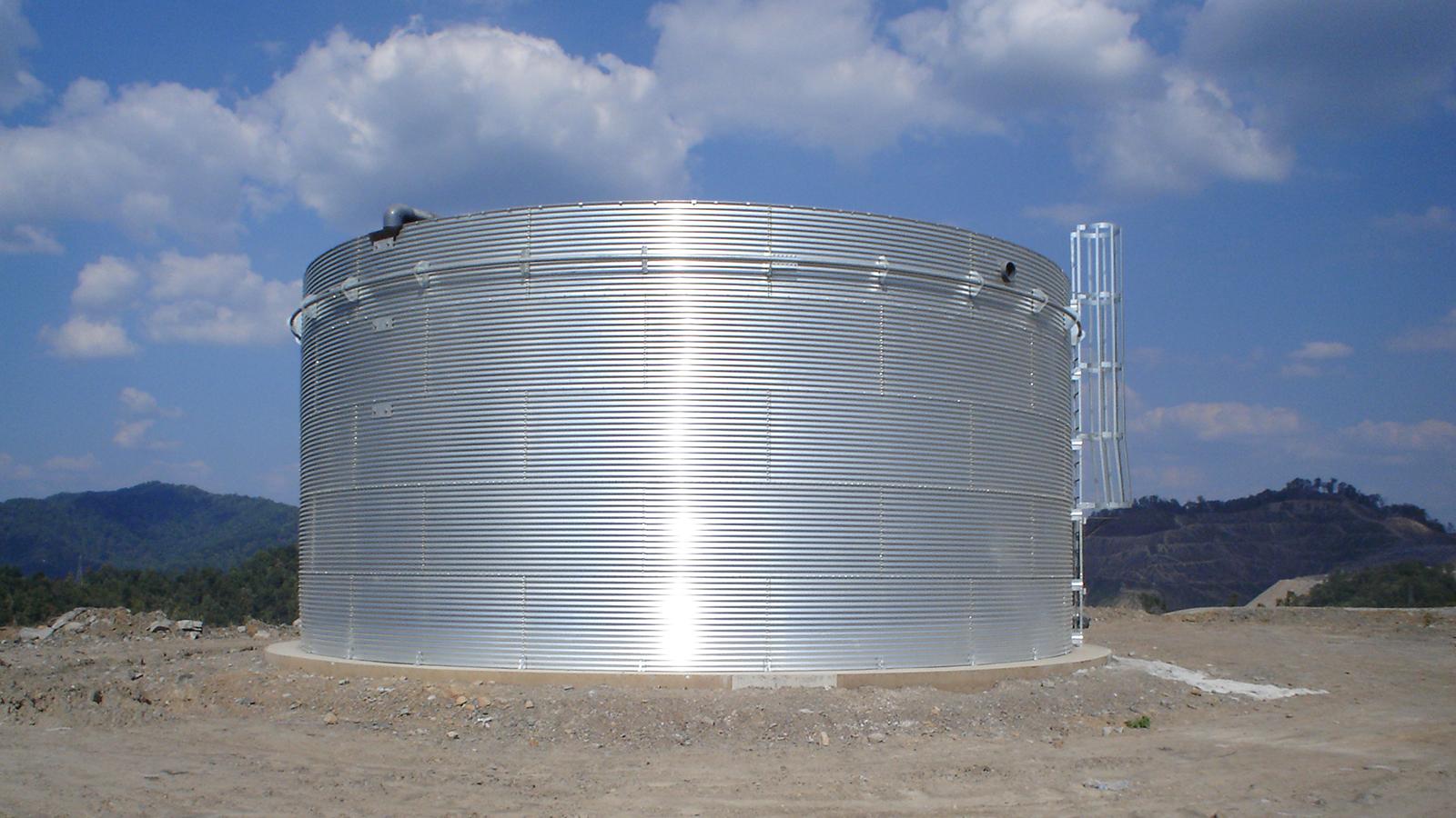 Mining Water Storage Tank Bluestone Mine CorGal-3905 & Mining Water Storage Tank Bluestone Mine CorGal-3905 u2013 Water Storage ...
