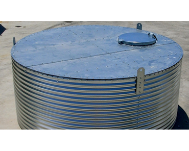 FLAT ROOF TANKS