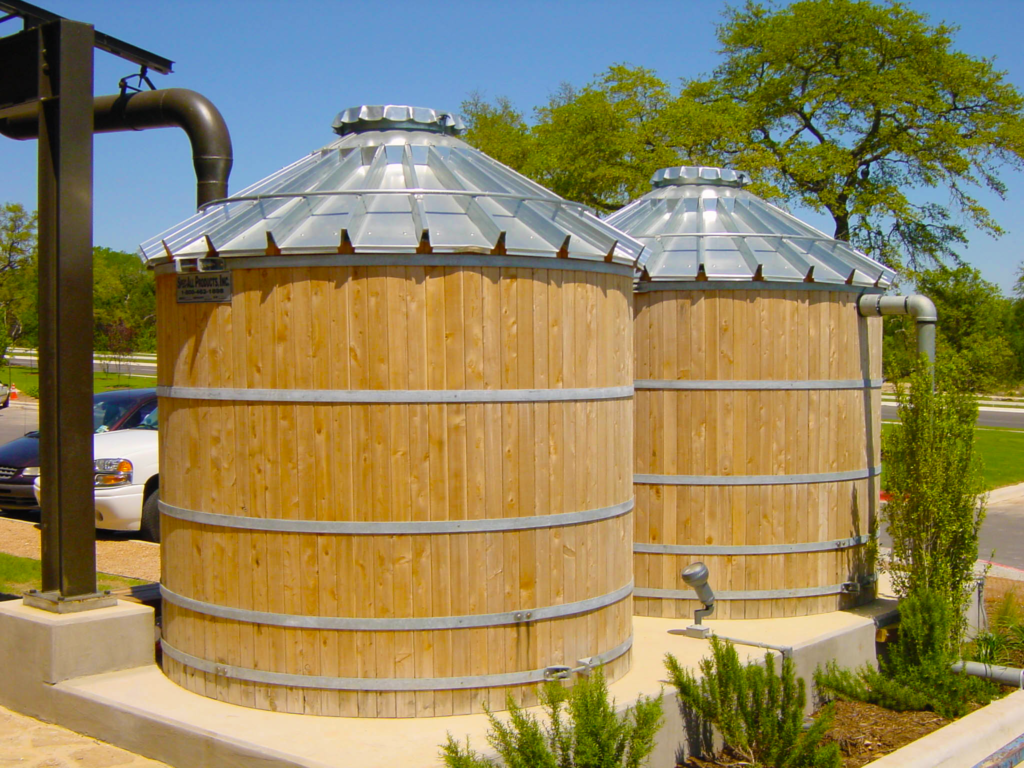 TimberTanks and TinyTimbers – Water Storage Tanks, Inc