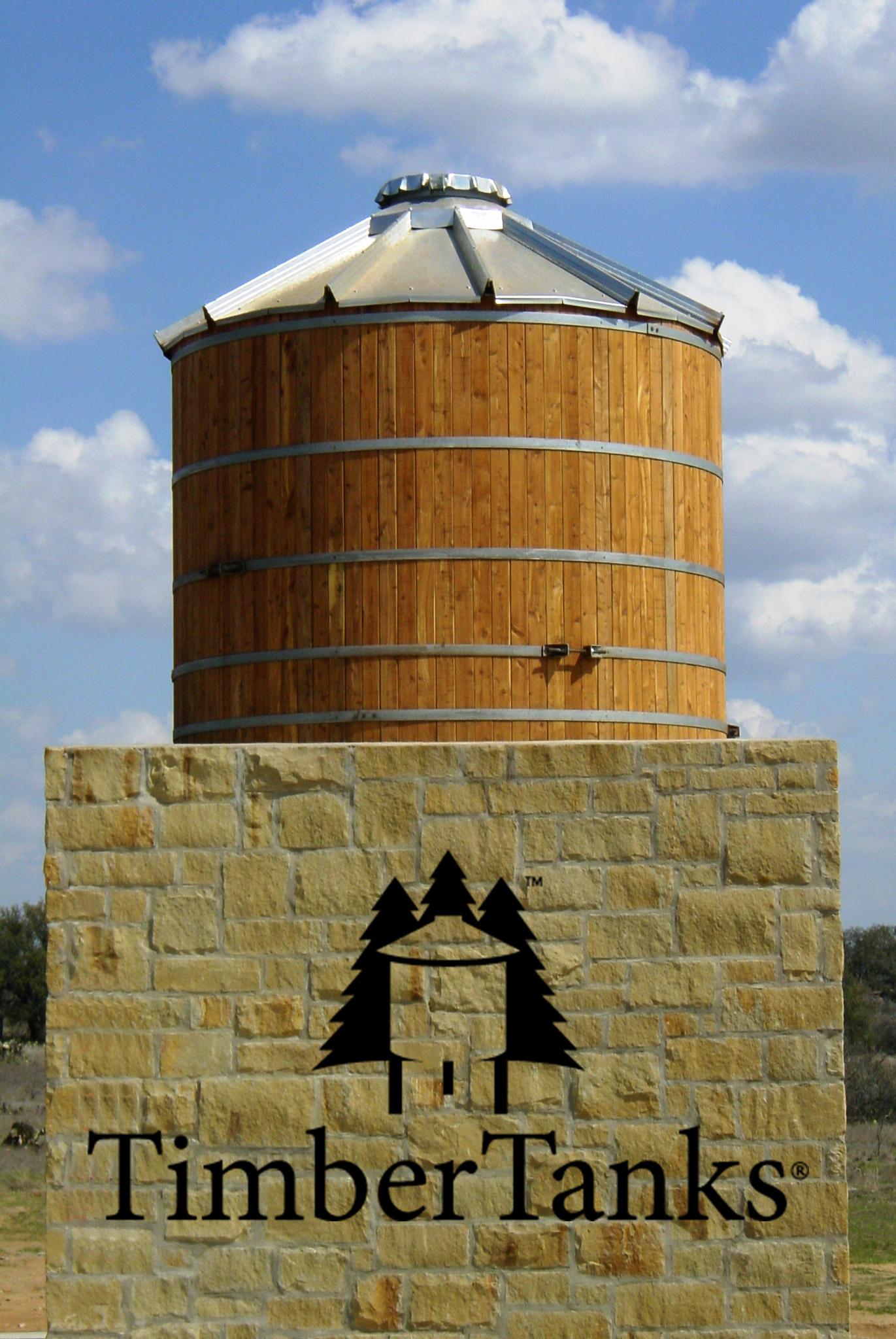 Timbertanks And Tinytimbers Water Storage Tanks Inc
