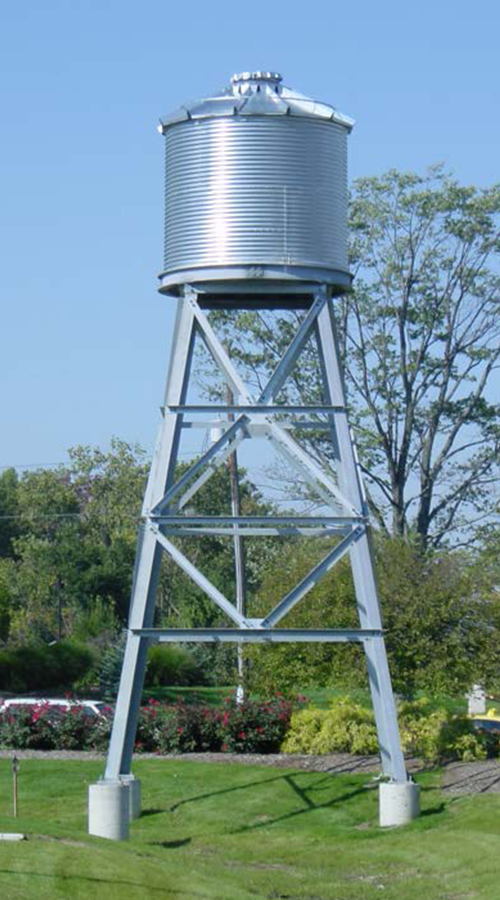 Elevated Tanks on Towers – Water Storage Tanks, Inc